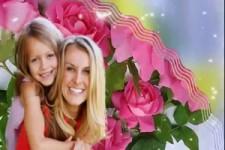Liebe Grüße zum Muttertag
