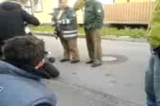 roller-kontrolle-durch-polizist-mit-unfall