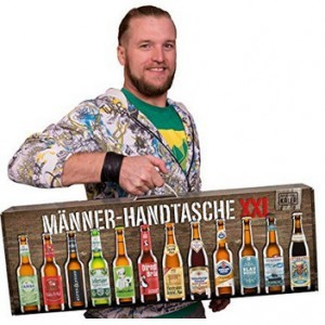 Männerhandtasche XXL!
