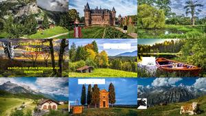 Schöne Orte und Landschaften 3