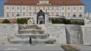 Schloss Hof in Niederoesterreich-Austria