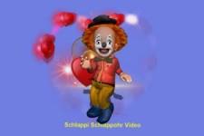 Pipino der Clown