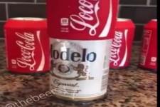 Bier-Tarnung