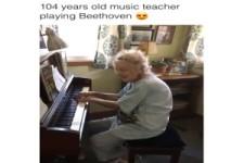 104 Jahre alt eine Liebe