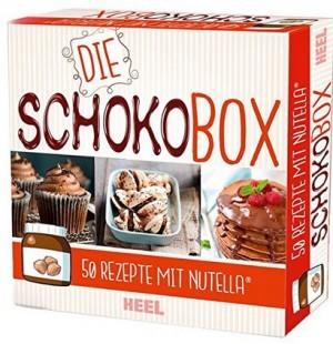 Die Schoko-Box: 50 Rezepte mit Nutella!