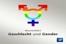 Geschlecht und Gender - kurz erklärt
