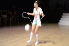 Csardas Adrienn Banhegyi Jump Rope Girl - 2016