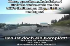 Autofahrer Verschwoerung