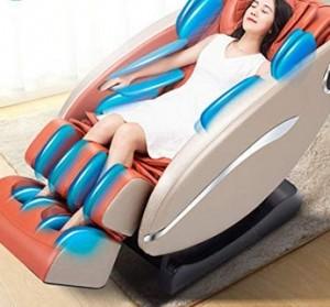 Ziemlich voluminöser Relaxsessel!