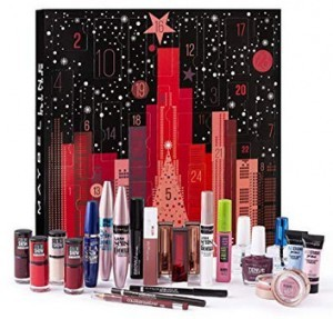 Maybelline Beauty Adventskalender 2019!