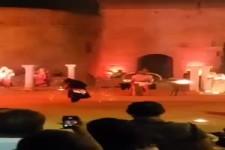 Feuer-Show