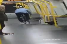 Radfahren in der U-Bahn