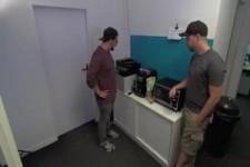 Die Kaffee Maschine