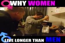 Warum Frauen länger leben
