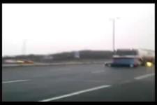 blinder Truckfahrer