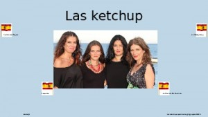 Jukebox - Las ketchup 001
