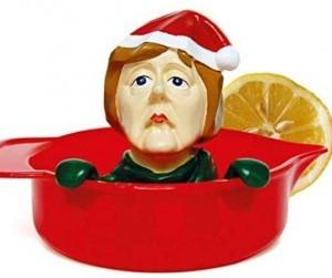 Weihnachts - Zitronenpresse ''Angie''!