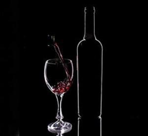 Weinprobe im Dunkeln für 2!
