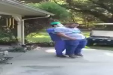 Schwerer Patient